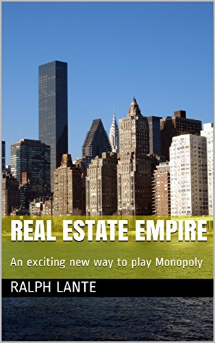 Real Estate Empire: An exciting new way to play Monopoly