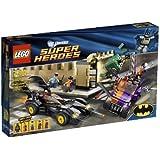 LEGO 6864 - Super Heroes: Batman - Batmobil und Two-Face Verfolgung