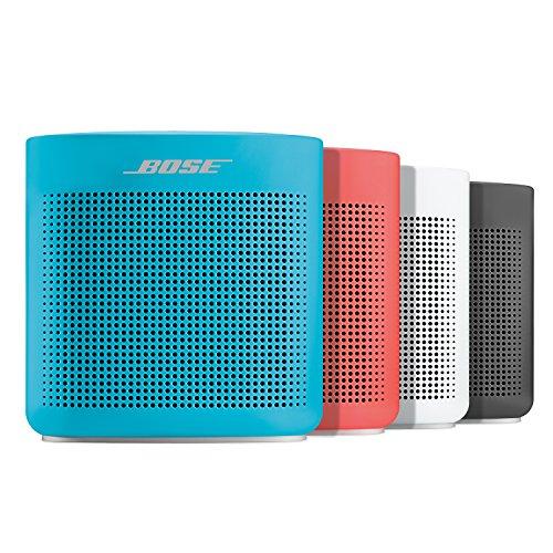 Bose  SoundLink  Color Bluetooth  speaker II - Schwarz -