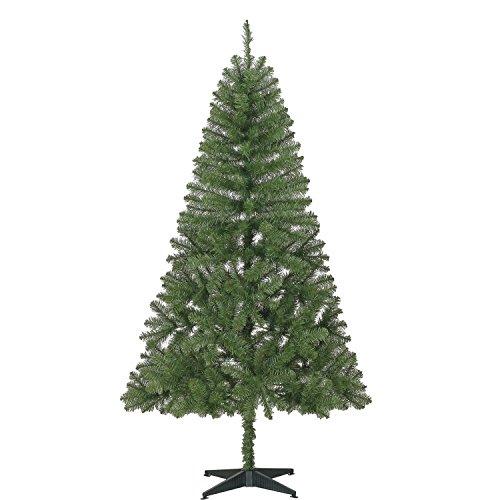 Árbol de Navidad artificial de 180 cm