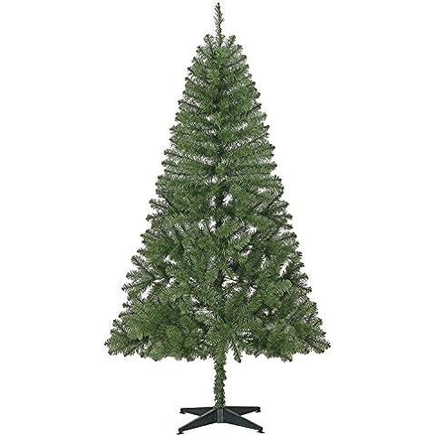 Árbol de Navidad artificial 180cm