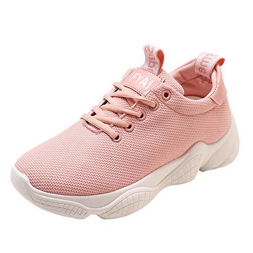 ❤️ Damen Gemütlich Band Sneaker, Amlaiworld Stilvoll Sport Atmungsaktiv Schuhe Sommer Herbst Outdoor Laufschuhe Bequeme Trekking Rutschfeste Espadrilles