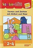 bambinoLÜK-System: bambinoLÜK: Formen und Zeichen mit Elefant und Hase: Basales Training