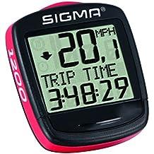 Comet Sigma Elektro 01950 - Cuentakilómetros de ciclismo, 1200