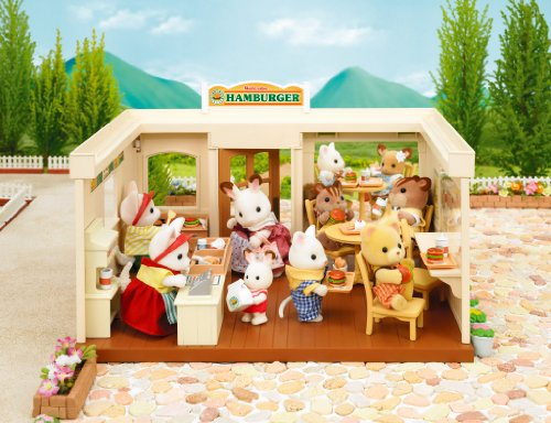 Silvania family store The burger in woods (japan import)