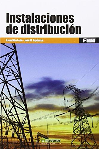 *INSTALACIONES DE DISTRIBUCION (MARCOMBO FORMACIÓN) por Mª ASUNCION LEON BLASCO