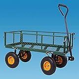 Pennine Camping Festival/Garden Warehouse Trolley Max Load 300kg
