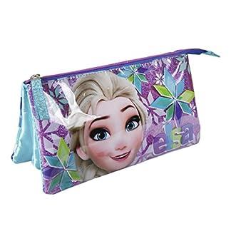 Disney Frozen- Estuche portatodo Plano (Artesanía Cerdá 2100001937)