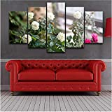 Sdhafhj Hd Gedruckt Moderne Wandkunst Malerei Auf Leinwand 5 Stück Modulare Bild Home Decoration Poster Rahmen Wohnzimmer-40x60/80/100cm