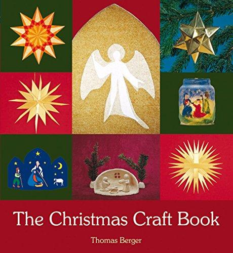 The Christmas Craft Book por Thomas Berger