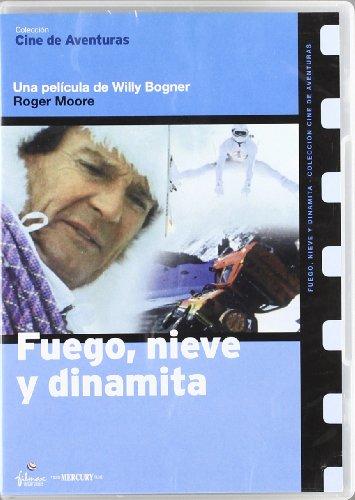 Fuego, Nieve Y Dinamita [DVD]