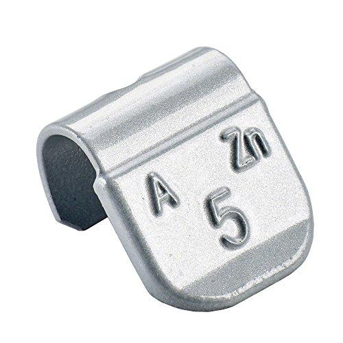 50 X Pesi Equilibratura cerchi in ferro da 30g Contrappesi zinco MADE IN ITALY