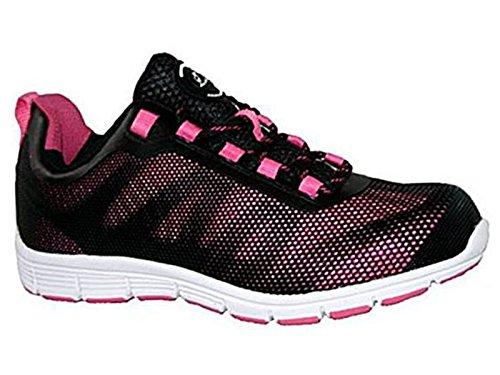 Groundwork - Scarpe da tennis di sicurezza donna Pink/Black