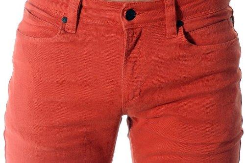 Reell Skin Stretch Jeans Orange