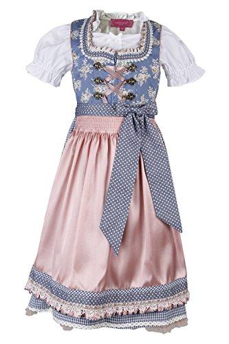 Michaelax-Fashion-Trade Krüger – Kinder Trachten Dirndl, Kinderdirndl (Artikelnummer: 44481-81)