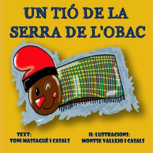 Un tió de la serra de l'Obac par Toni Massagué i Casals