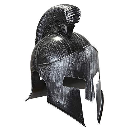 Kostüm Dress Elmo Fancy - Widmann 02418 - Spartanischer Helm