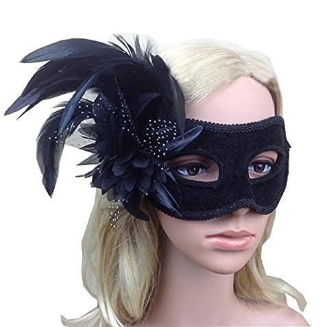 Qualité Halloween - Westeng Masque de Fête Masque de Femmes