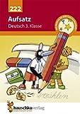 Aufsatz Deutsch 3. Klasse