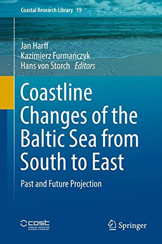 Coastline Changes of the Baltic Sea from South to East: Past and Future Projection (Coastal Research Library, Band 19)