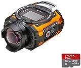 Ricoh WG-M1 Caméra  étanche miniature + Dragonne avec...