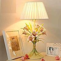 Nuove lampade camera da letto coreano lampada da comodino soggiorno lampada in ferro battuto arredamento rustico verticale regalo di nozze creativo