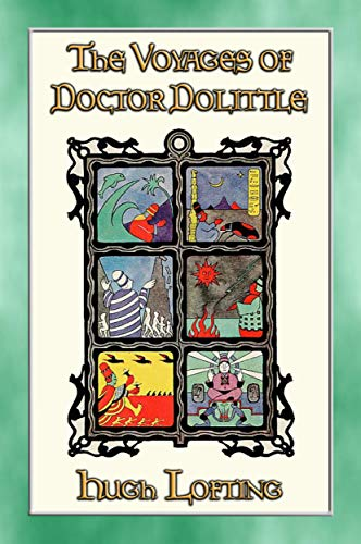 R DOLITTLE - 6 Illustrated Voyages: Book 2 in the Doctor Dolittle Series (English Edition) ()