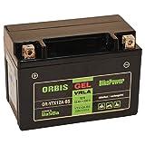 Orbis Gel12-12A-BS Motorradbatterie - YTX12A-BS 12 Volt 12 Ah 230 A