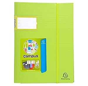 """Exacompta 853898E Pochettes 32 x 24 x 1,10"""" Multicolore"""