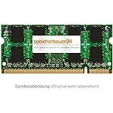 2GB RAM-Modul - Arbeitsspeicher für Acer Aspire One D250 Netbook