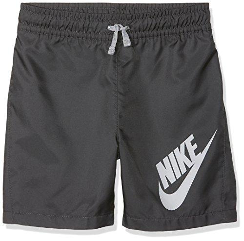 Nike Jungen Sportswear Shorts, Anthracite/Wolf Grey, L