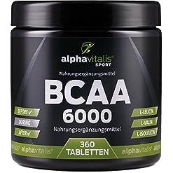 Alphavitalis BCAA 6000