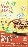 Produkt-Bild: VIVA MAIS Cous Cous - Glutenfrei, 1er Pack (1 x 375 g)