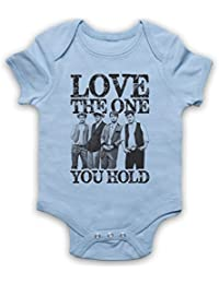 Inspired by Mumford & Sons Lover Of The Light Unofficial Baby Grow