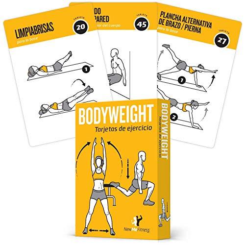 NewMe Fitness Cartas Ejercicio Cuerpo – Guía Programa
