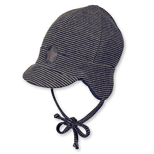 Sterntaler Baby Mütze Schirmmütze Wintermütze Marine 4601725 (37)