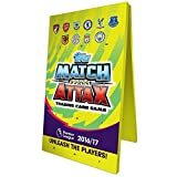 Match Attax Calendario de Adviento EPL 2016/17