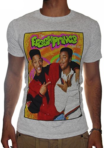 Fresh Prince Poster T-shirt