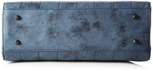 Betty Barclay - Zip Bag, cartella Donna Blu (Mood Indigo)