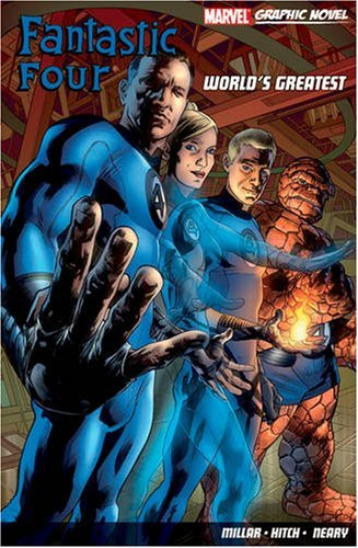 Fantastic Four: World's Greatest by Mark Millar (9-Feb-2009) Paperback