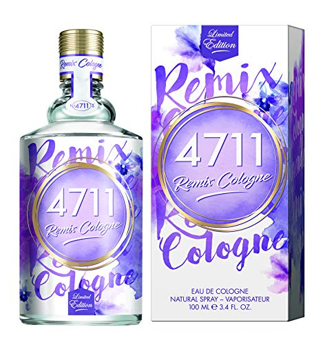 4711 Remix Edition Lavendel. Eau de Cologne. Spray 100 ml - 4711 Eau De Cologne Spray