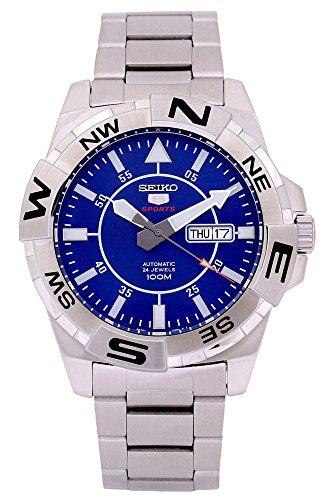 Seiko Herren-Armbanduhr - Uhr Herren Seiko Militär