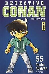 Détective Conan Edition simple Tome 55