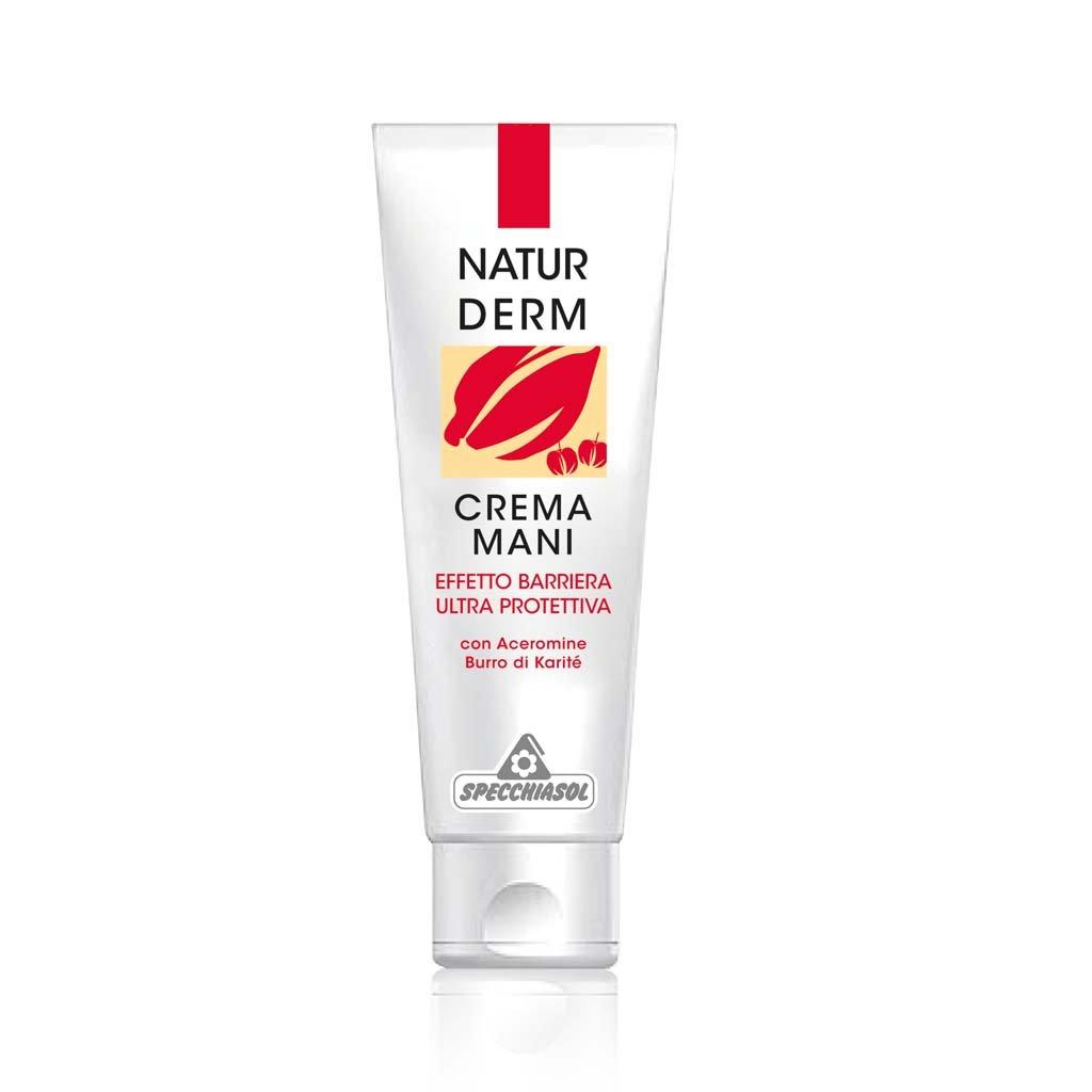 Specchiasol Naturderm Crema Mani Effetto Barriera