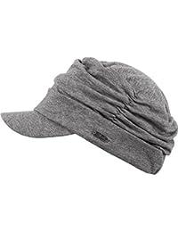 """Schirmmütze """"Marrakesh"""" für die modebewusste Frau, Balloncap im Kopftuch-Look"""