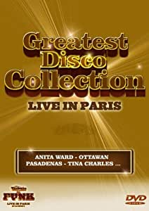Various Artists - Greatest Disco Collection - Live in Paris