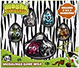 Moshi Monsters Gone Wild Moshlings (Pack of 6)