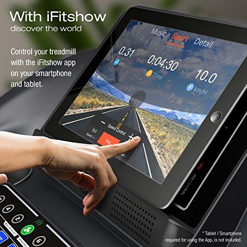 Sportstech F37 Professional Treadmill F37 Profi | HIIT Fitness