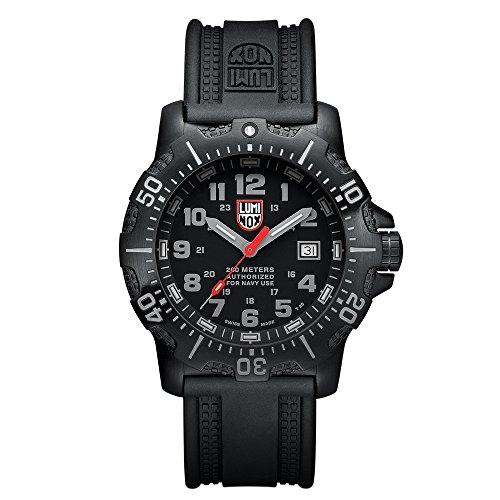 Luminox Herren-Armbanduhr Analog Quartz Plastik - XS.4221.NV