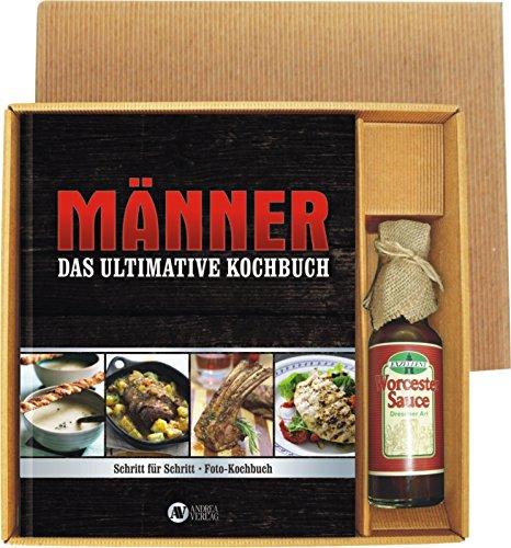 Das neue ultimative Männer Kochbuch Variante (Das ultimative Männer Kochbuch mit Worcestersauce 22527 ...)